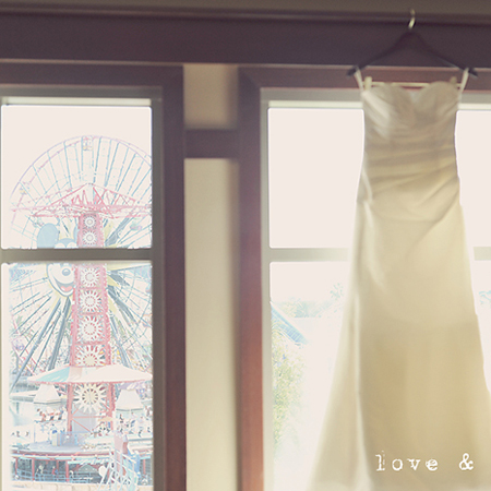Disney's Grand Californian Hotel Wedding: Amy+Brian