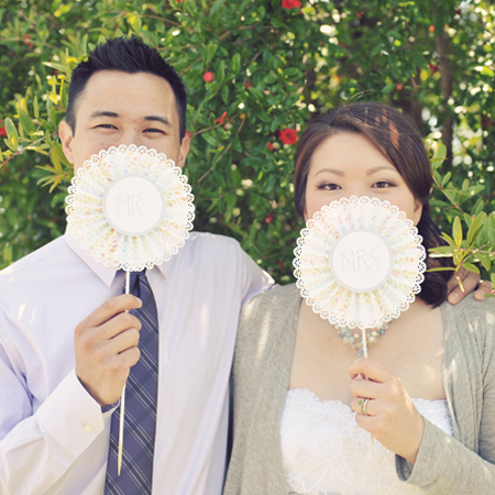 DIY Wedding in Huntington Beach, CA: Hannah+Mark…Married!