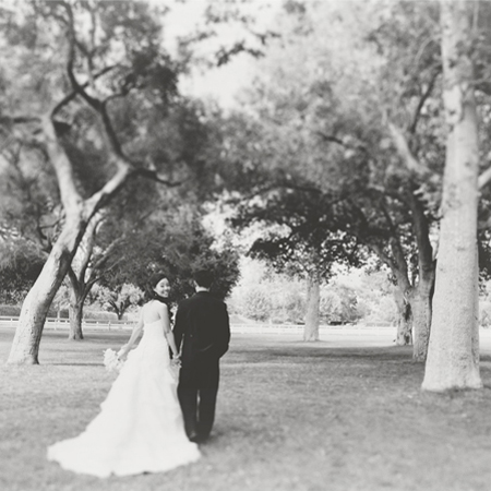 Calamigos Equestrian Wedding: April+Paul…Married!