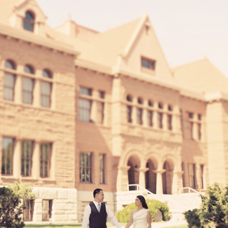 Old Orange County Courthouse Wedding: Karrie+Mark…A Glimpse