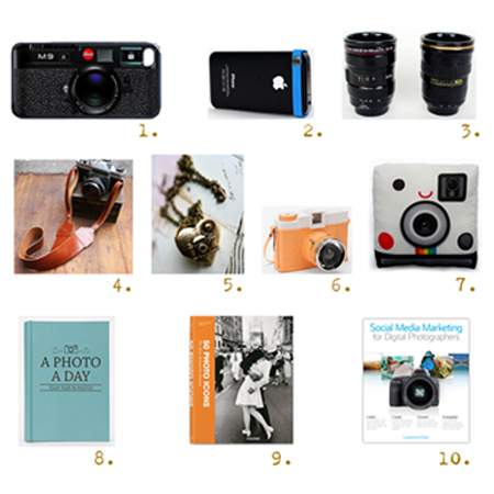 Fotography Friday: 10 Photography Gift Ideas For Less Than $50