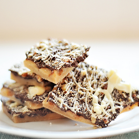 Nina's Toffee Recipe
