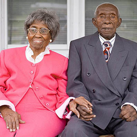 Oldest Living Couple On Earth Gives Great Relationship Advice