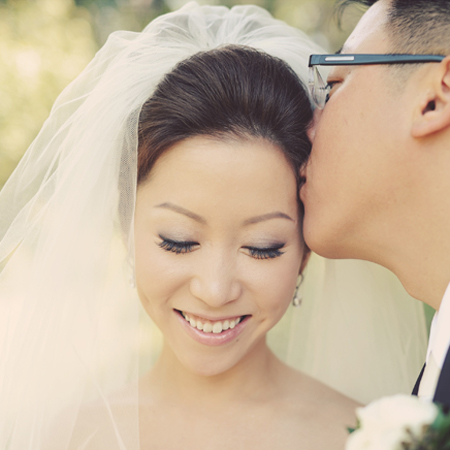 Glendale Wedding Photography: Christine+David…A Glimpse