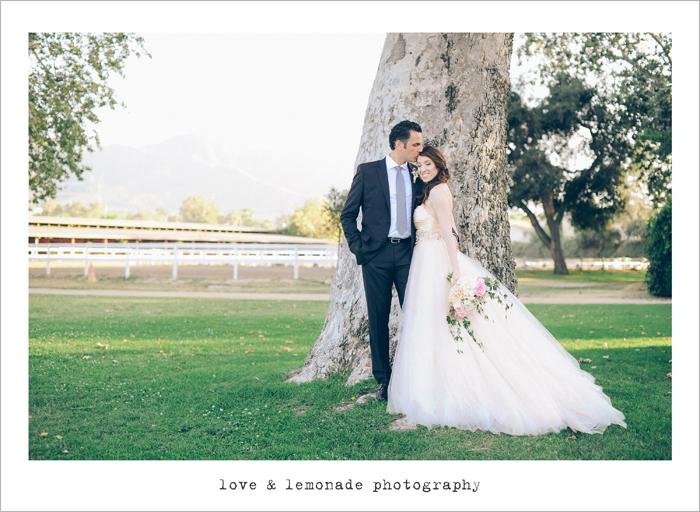 calamigos equestrian wedding 04 Calamigos Equestrian Wedding: Bettina+Jonathan...A Glimpse