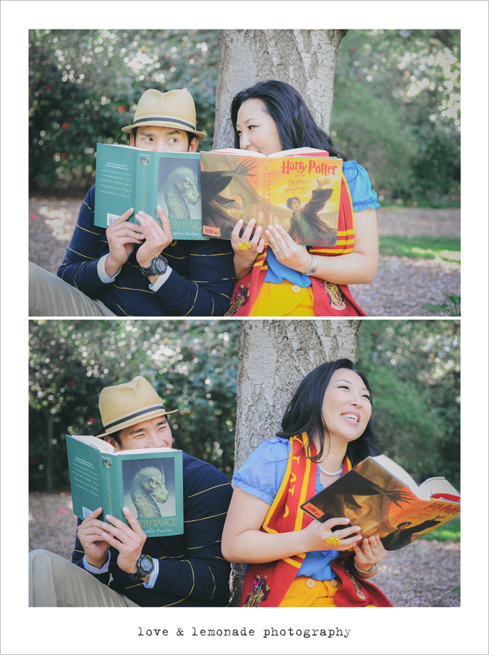 descanso gardens engagement shoot 02 Descanso Gardens Engagement Session: Eliza+Scott...Engaged!