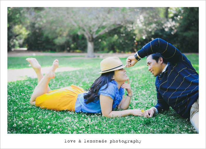 descanso gardens engagement shoot 06 Descanso Gardens Engagement Session: Eliza+Scott...Engaged!