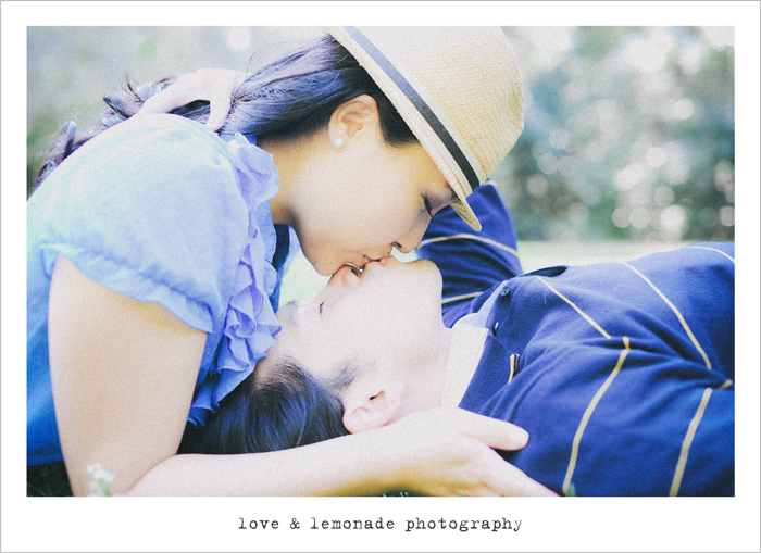 descanso gardens engagement shoot 08 Descanso Gardens Engagement Session: Eliza+Scott...Engaged!