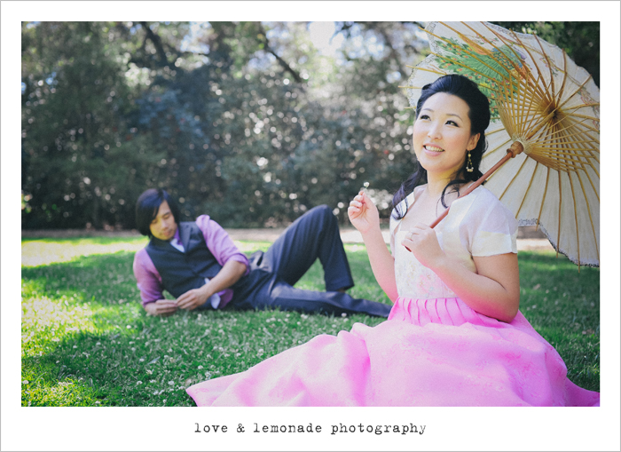 descanso gardens engagement shoot 11 Descanso Gardens Engagement Session: Eliza+Scott...Engaged!