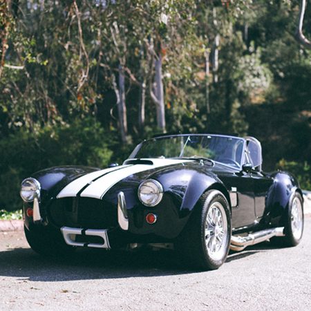 Los Angeles Lifestyle Photography: Shelby Cobra