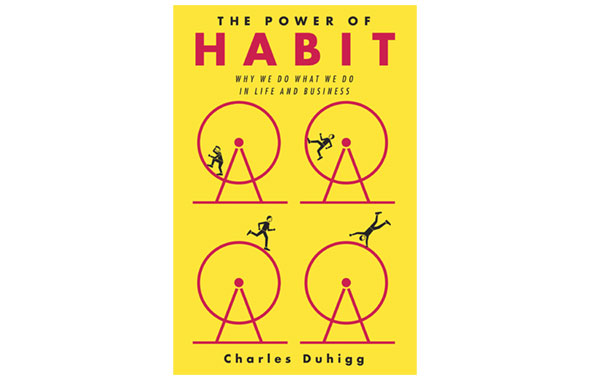 Currently Reading: The Power of Habit by Charles Duhigg
