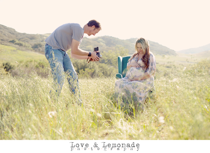 LOS ANGELES MATERNITY PHOTOGRAPHY: LEYNA+RORY…A GLIMPSE