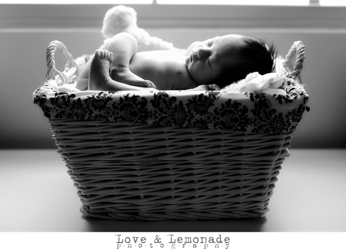 ORANGE COUNTY NEWBORN PHOTOGRAPHY: BABY MASON