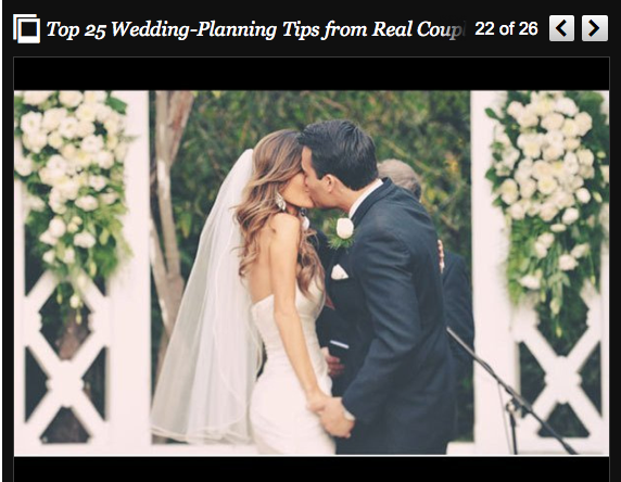 FEATURED: BRIDAL GUIDE MAGAZINE & HUFFINGTON POST