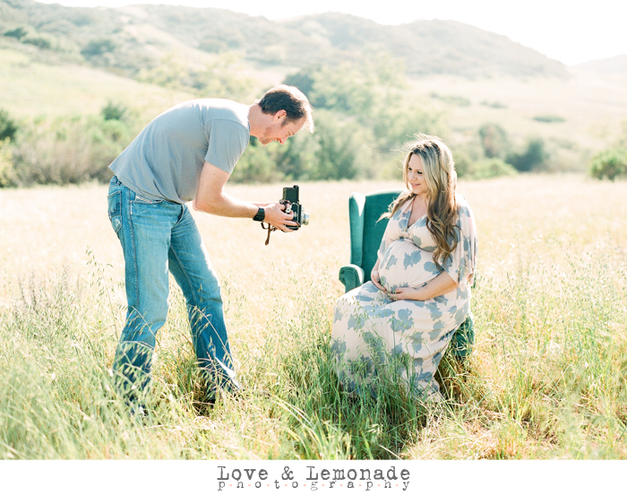 LOS ANGELES MATERNITY PHOTOGRAPHY: LEYNA+RORY = BABY VENICE