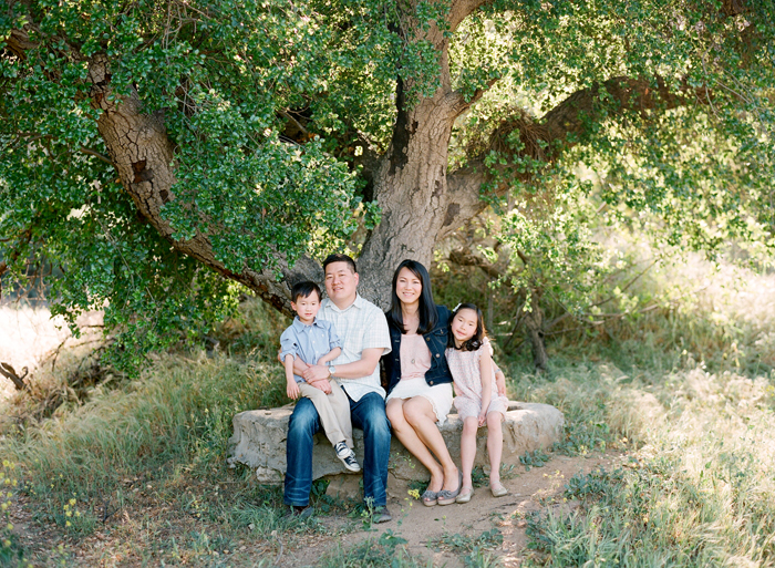 LOS ANGELES FAMILY PHOTOGRAPHY: YUHAN FAMILY
