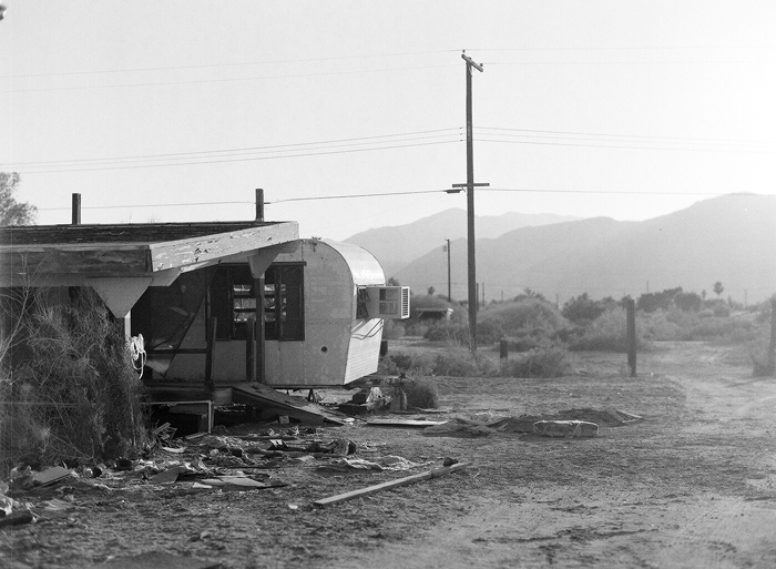 PHOTO DIARY: THE SALTON SEA IN BLACK AND WHITE FILM