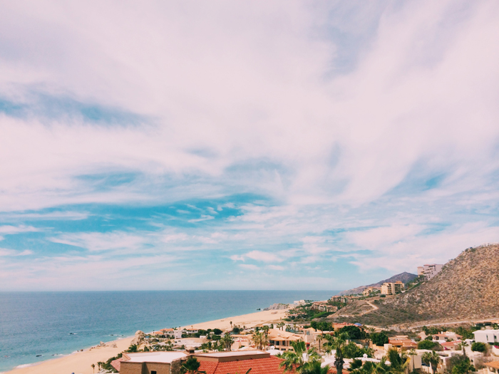 cotton candy skies cabo san lucas