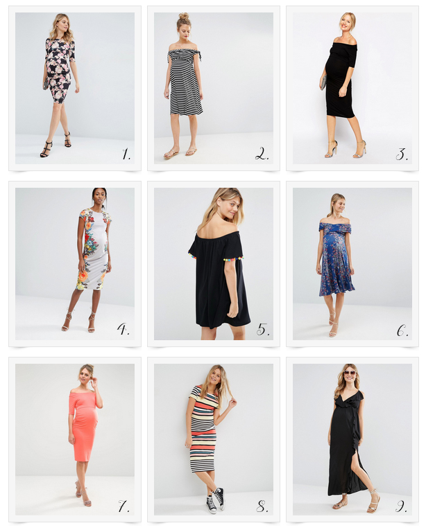 asos, maternity dresses, dressing the bump, bump style, how to dress the bump, styling the bump, pregnancy style, asos maternity