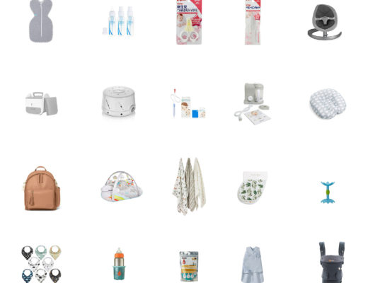 baby essentials, baby gear, newborn essentials, baby registry items, nursery, chic diaper bag, love to dream, halo sleepsack, marpac dohm, aden and anais, kiidbe, dr. browns bottles, boppy lounger, innobaby, best bottle warmer, best baby gear, skip hop, fridababy, nosefrida, ubbi diaper caddy, beaba, homemade baby purees, ergobaby, nuna leaf